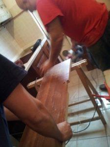 servizi di falegnameria